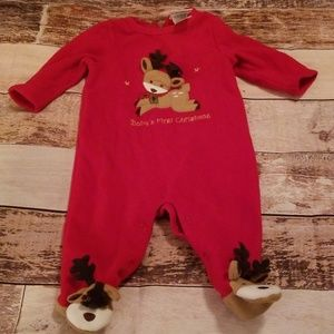 decorated originals pajamas babys first christmas pajamas